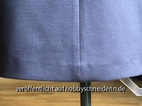E18 - Businesskleid - Hohlsaum