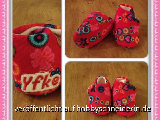 Schuhe für Yfke