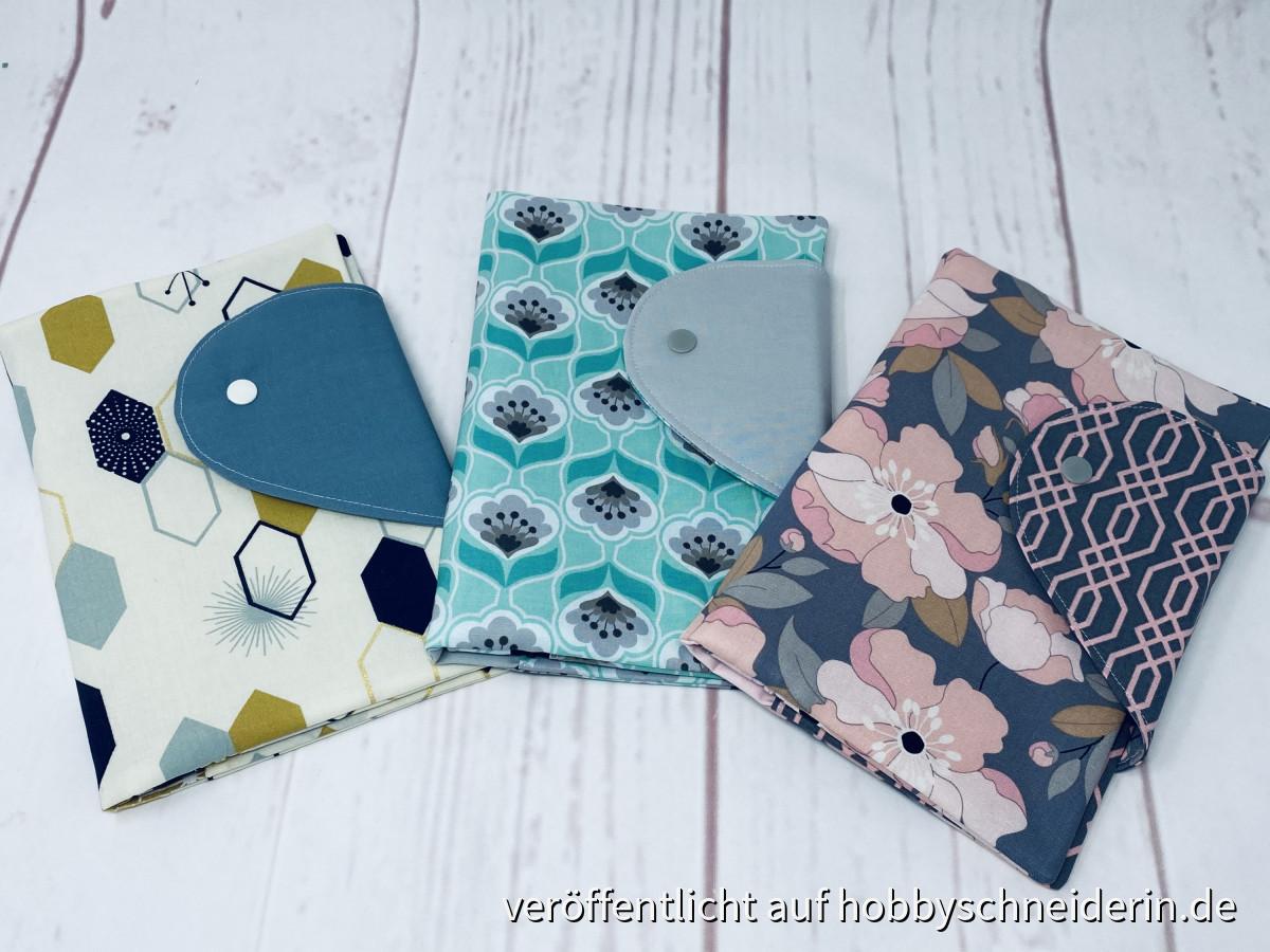 3 neue Masken Taschen