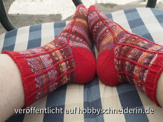 Mimikry-Socken