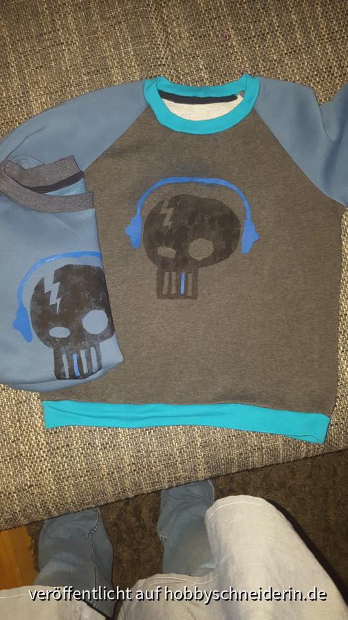 raglan sweater für jungs