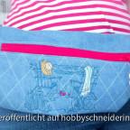 Hüft-Tasche - praktisch und schön