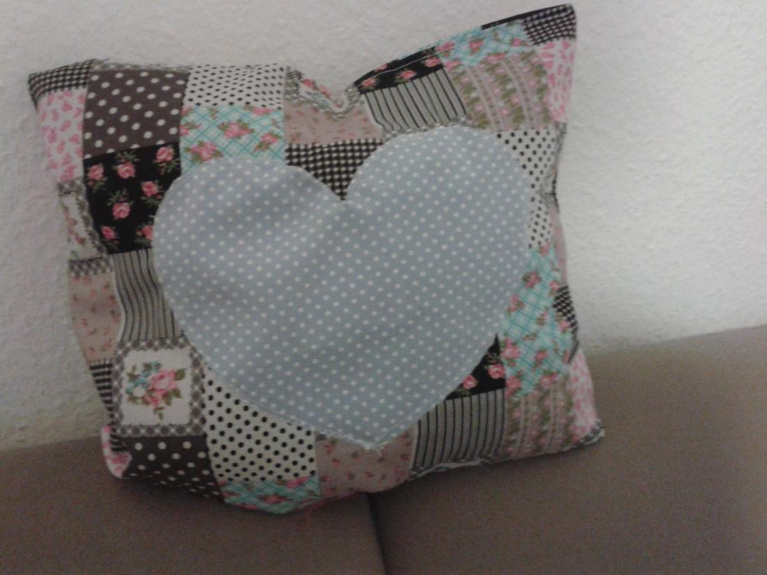 Lavendel-Kissen für einen ruhigen Schlaf.