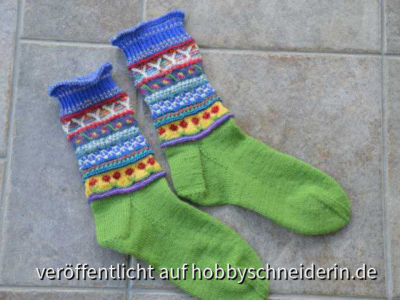 Ostersocken