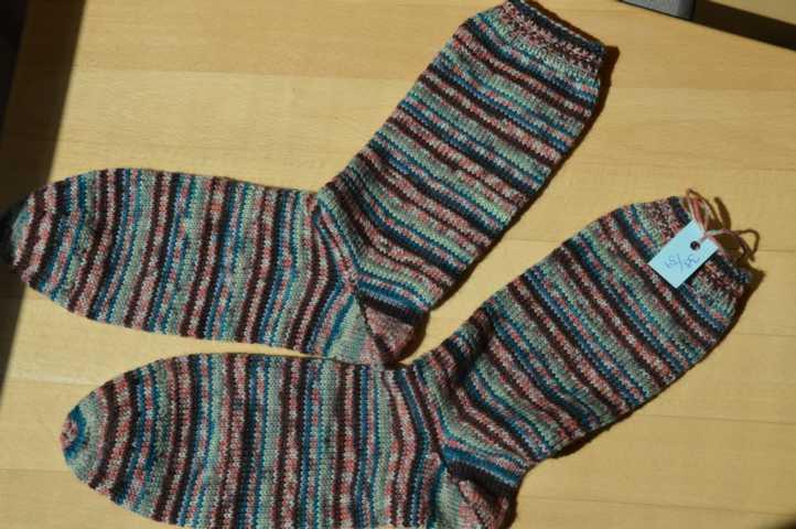 Schlanke Socken