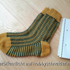Zipper Socks