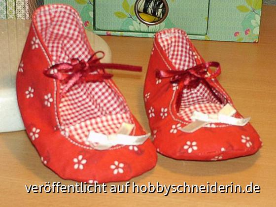In jeden Schuhschrank gehört auch ein Paar in rot ;)