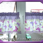 Violett Schmetterlinge 1