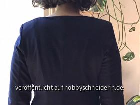 E10 - kurze Jacke hinten - Ceri