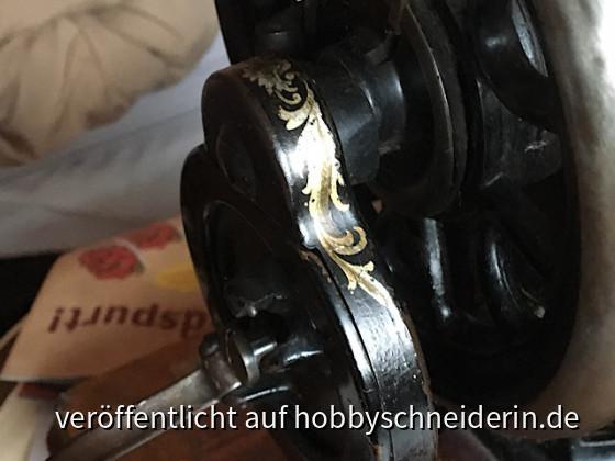Handkurbel Nothmann