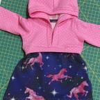 Outfit  für die Puppe