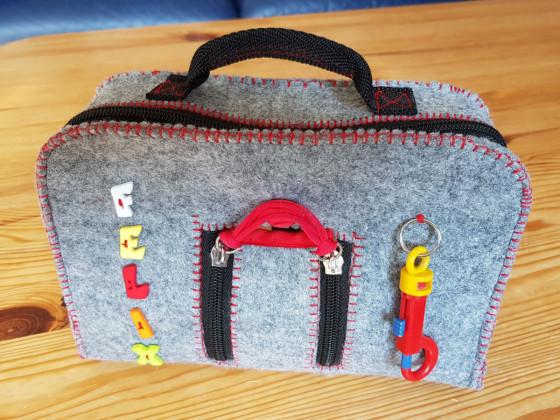 Spielzeugkoffer