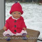 Puppengarderode für die Winterzeit