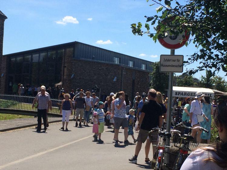Der 29. Rheinische Wollmarkt in Euskirchen Bild 9