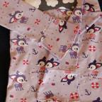 Pullover mit Trompetenärmelenden (vorne)