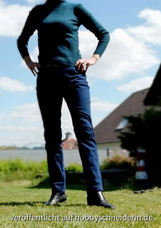 Jeans 6534 von Burda