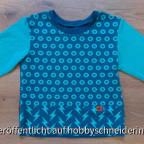 Ottobre Shirt 104 aus Jerseyresten