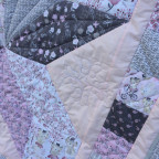 Bunny Butterfly Quilt - Details