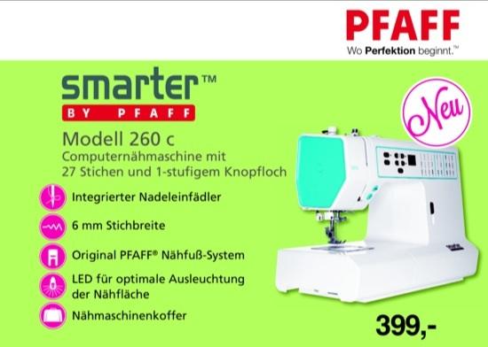 Smarter by Pfaff
