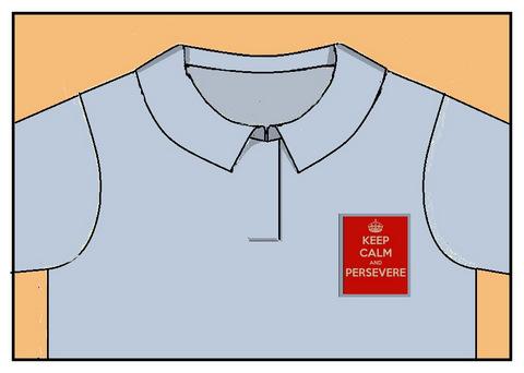 Poloshirt Knöpfe Nähen Anouk
