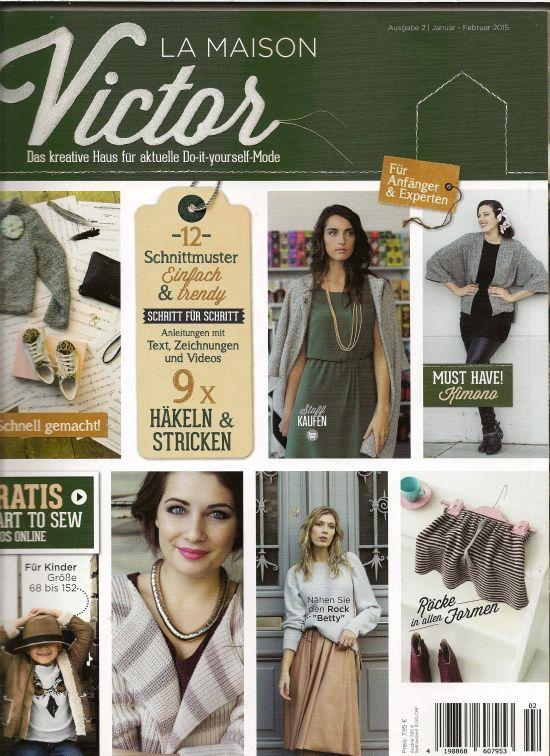 Le Maison Victor - Ausgabe 2