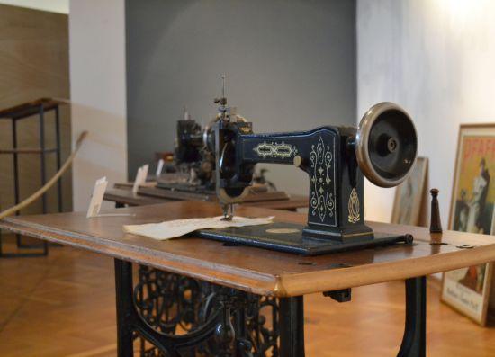 Die eiserne Mamsell im Stadtmuseum in Iserlohn