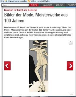 MKG Museum für Kunst und Gewerbe in Hamburg Ausstellung