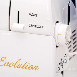 Babylock Evolution Wavestich