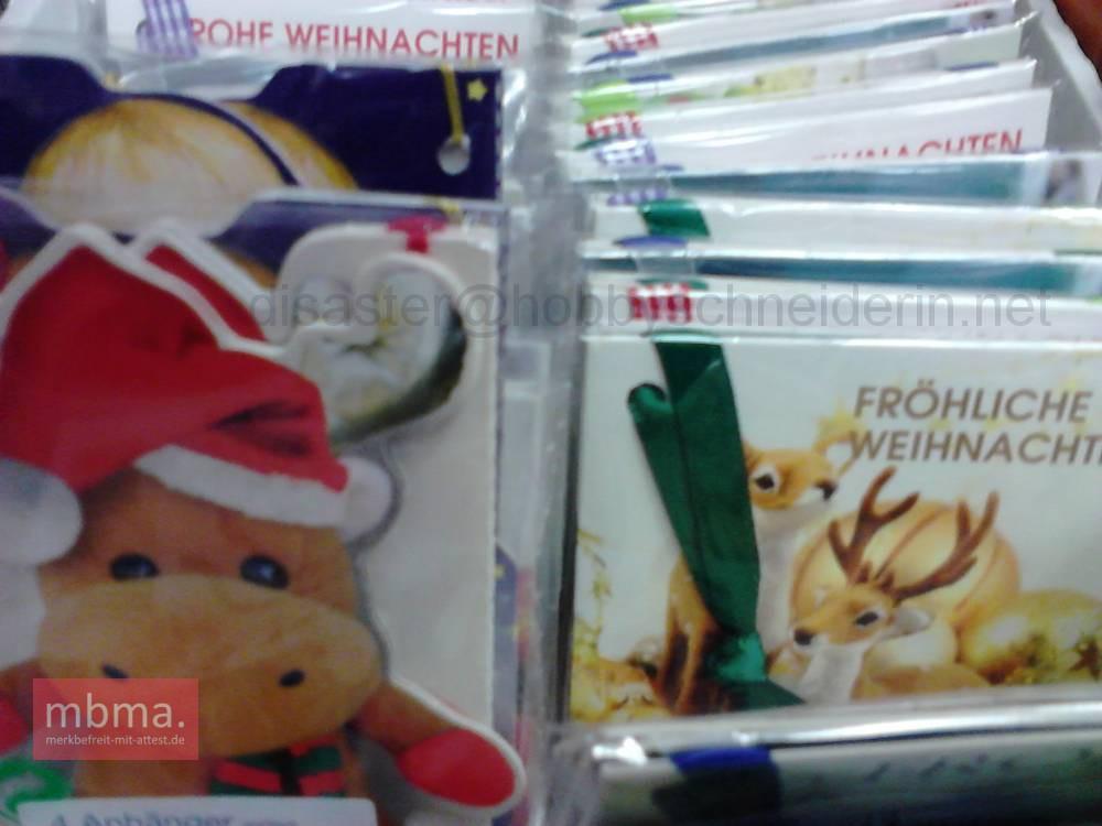 MBMA Geschenkanhänger 19.12.2012