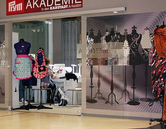Karstadt Mühlheim Prym Akademie