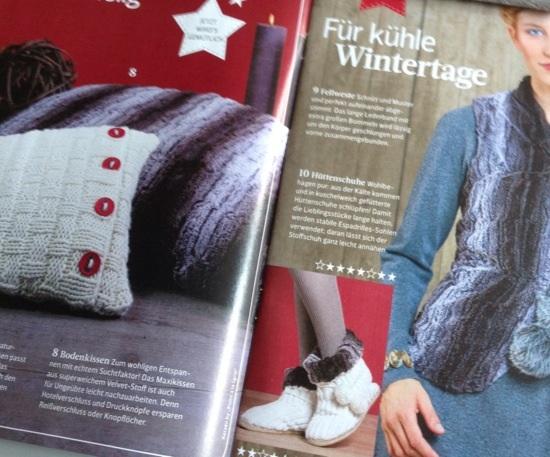 Karstadt Kreativ Extra Für kühle Wintertage