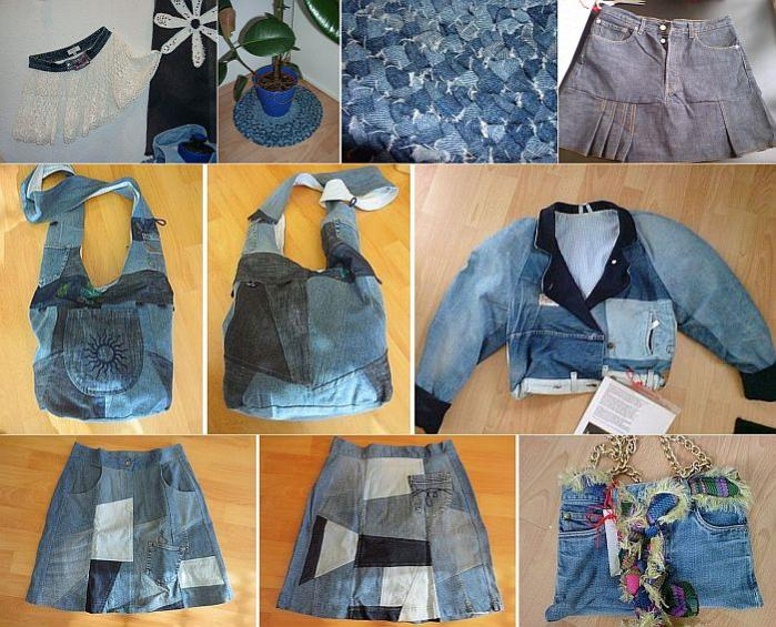 Refashion Jeans Kinderjeans
