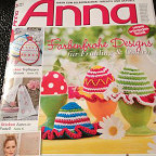 Zeitschrift Anna März 2013