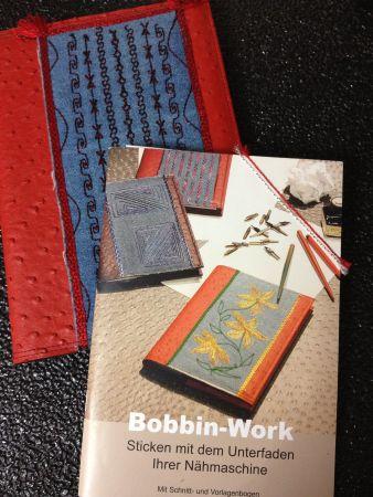 Buch Bobbin-Work Rezension