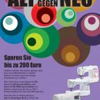 Eintauschaktion Innov-is 10A, Innov-is 350 Special Edition oder Innov-is NX-2000 Laura Ashley von Brother
