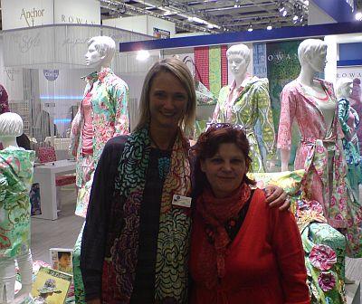 Anne Liebler und Amy Butler