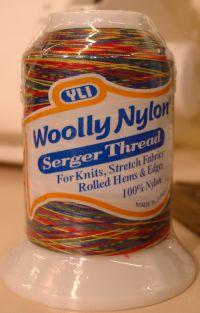 Woolly Nylon Garn