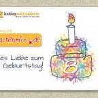 Farbenmix Geburtstag Hobbyschneiderin