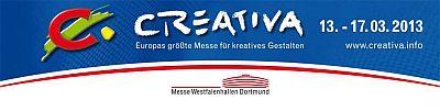 Creativa 2013 Österreich vorgestellt