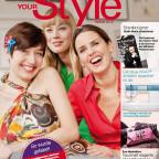 Pfaff Magazin Your Style 2012
