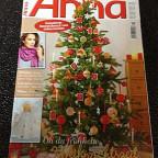 Zeitschrift Anna 12/2012