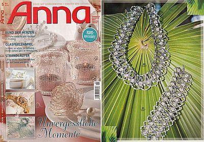 Zeitschrift Anna 05/2012