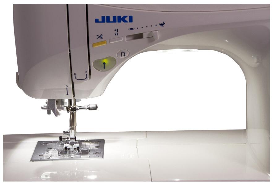 JUKI HZL-DX7 LED-Beleuchtung