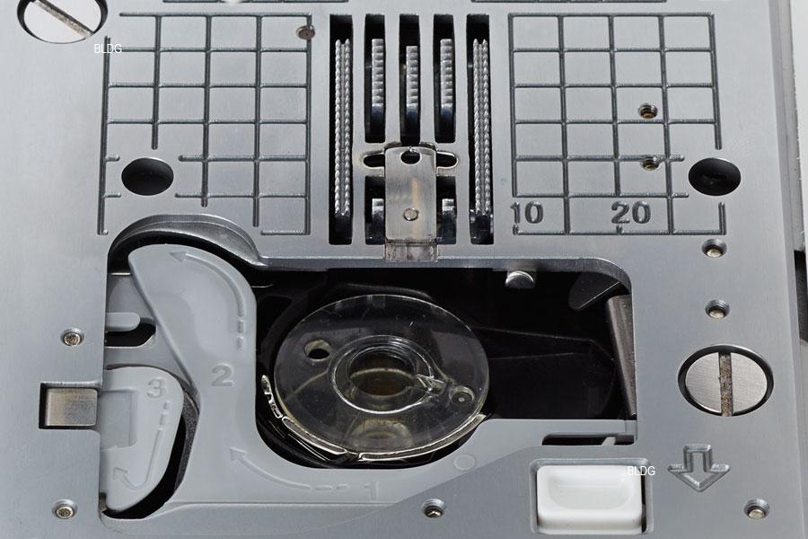 JUKI HZL-DX5 7-Punkt-Transporteur
