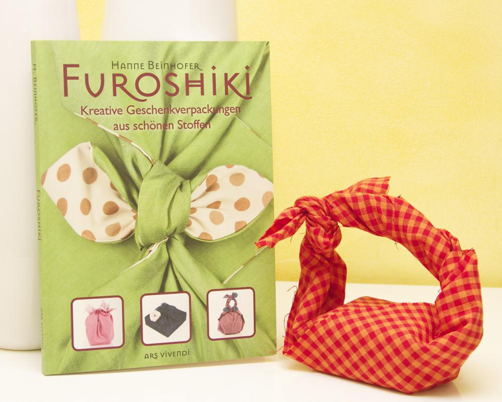 Furoshiki - Kreative Geschenkverpackungen aus schönen Stoffen - Buchvorstellung