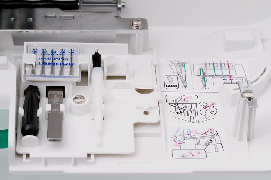 JUKI MO-1000 Zubehörfach