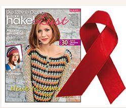 Schleifen nähen sticken HIV