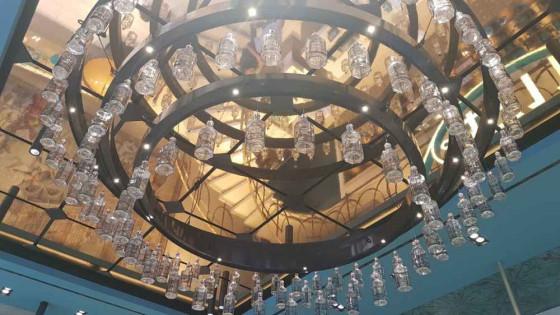 Lüster Lampe 4711
