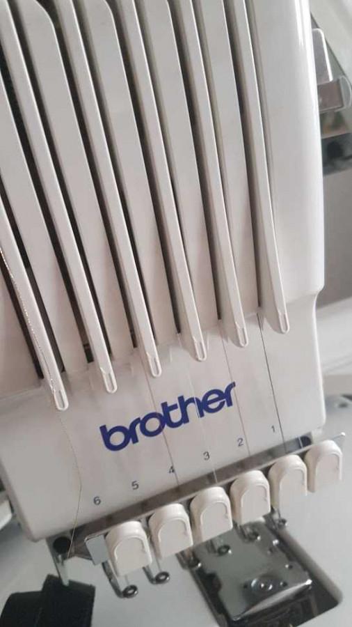 brother PR-600 Nadelstangenkasten