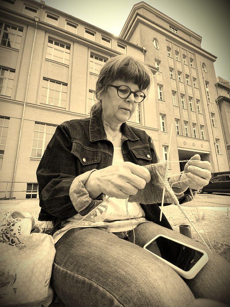 Anne Liebler Hobbyschneiderin